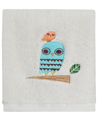 Creative Bath Towels, Give A Hoot 13