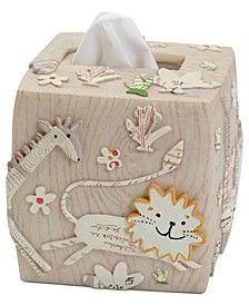 Accessories, Animal Crackers Tissue Holder