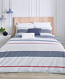 Lacoste Milady Full/Queen Duvet Set