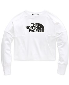 The North Face Cropped French Terry Sweatshirt