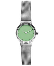 Women's Freja Stainless Steel Mesh Bracelet Watch 26mm
