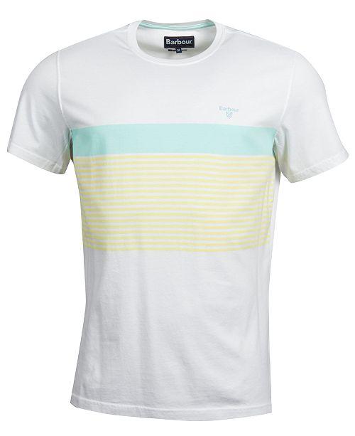 Barbour Men's Braeside Stripe T-Shirt