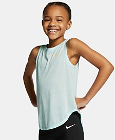 Nike Big Girls Dri-FIT Training Tank Top