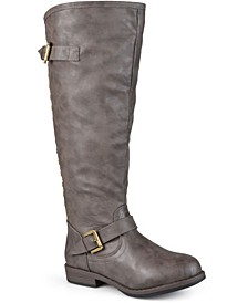 Women's Wide Calf Spokane Boot