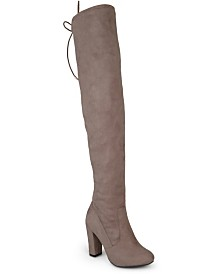 Journee Collection Women's Wide Calf Maya Boot
