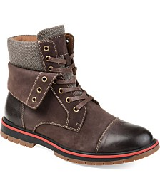 Thomas & Vine Men's Cyrus Cap Toe Boot