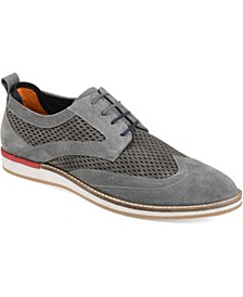 Men's Jett Wingtip Derby