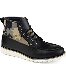 Men's Boone Moc Toe Ankle Boot