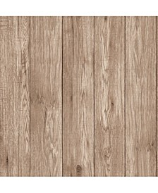 "Mammoth Lumber Wood Wallpaper - 396"" x 20.5"" x 0.025"""