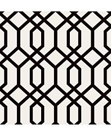 "Trellis Montauk Wallpaper - 396"" x 20.5"" x 0.025"""