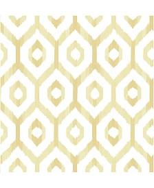 "Brewster Home Fashions Lucia Diamond Wallpaper - 396"" x 20.5"" x 0.025"""