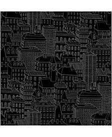 "Limelight City Wallpaper - 396"" x 20.5"" x 0.025"""