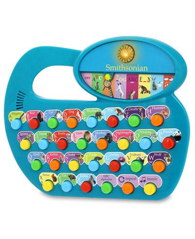 Kidz Delight Kids Toy Smithsonian Kids Alphabet Board