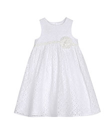 Laura Ashley London Girls Lace Dress
