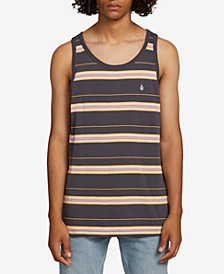 Men's Shaneo Striped Tank Top