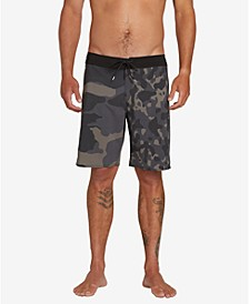 "Men's Combo Stoney 17"" Board Shorts"