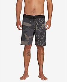 """Men's Combo Stoney 17"""" Board Shorts"""