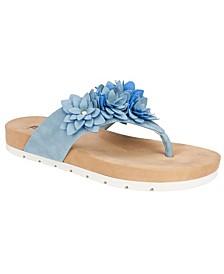 Terris Comfort Thong Sandals