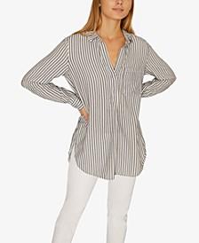 Miles Striped Tunic Top