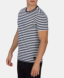 Hurley Men's Harvey Stripe T-Shirt