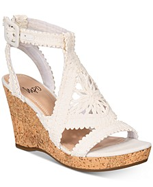 Omala Crochet Wedges