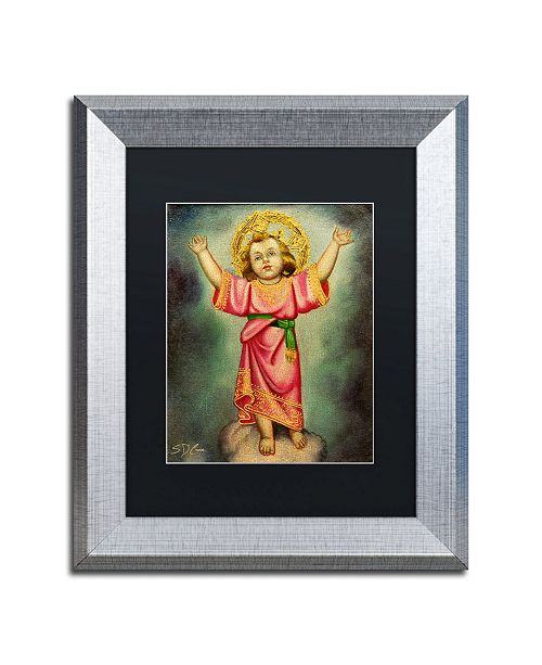 "Trademark Global Masters Fine Art 'The Son' Matted Framed Art - 11"" x 14"""