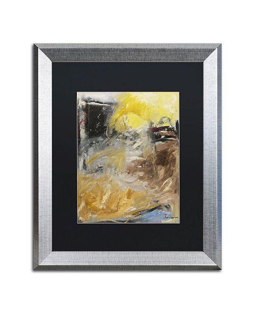 "Trademark Global Joarez 'Minh'alma' Matted Framed Art - 16"" x 20"""