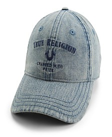 Acid Wash Crafted Baseball Cap