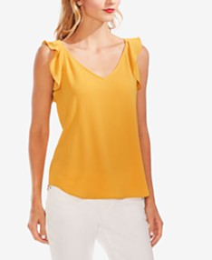 62f239ca0 Vince Camuto Womens Tops - Macy's