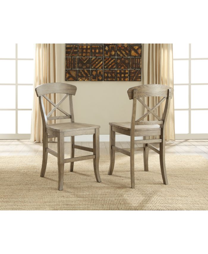 Furniture  Counter Stool, 4-Pc. Set (4 Counter Stools) & Reviews - Furniture - Macy's