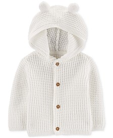 Carter's Baby Boys or Girls Hooded Cardigan