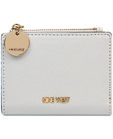 Nine West So Charming Zip Wallet