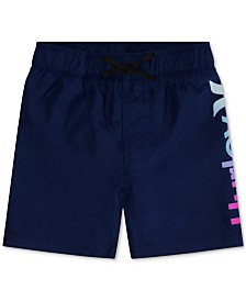 Hurley Toddler Boys One And Only Swim Trunks