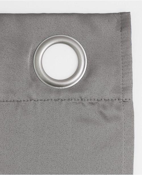 Sun Zero Grant Solid Room Darkening Grommet Panel 54 Quot X 84