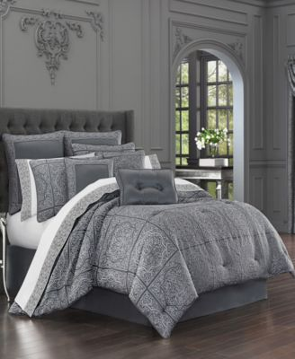 J Queen Rigoletto Queen Comforter Set