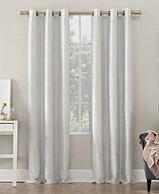 Bardot Dupioni Faux Silk 100% Blackout Window Collection