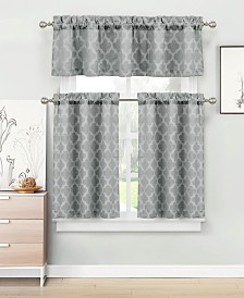 Longoria Kitchen Curtain Set