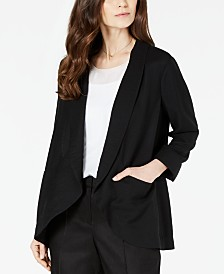 Alfani Shawl-Collar Soft Blazer, Created for Macy's