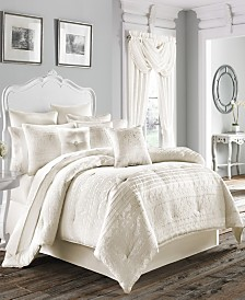 Five Queens Court Mackay California King Comforter Set