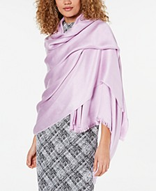 INC Solid Oversized Wrap, Created for Macy's