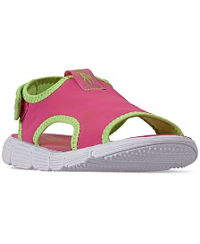 Polo Ralph Lauren Little Girls' Kanyon Sandals from Finish Line