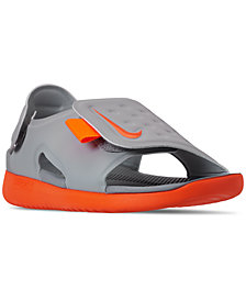 Nike Little Boys' Sunray Adjust 5 Sandals from Finish Line