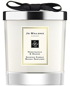 Honeysuckle & Davana Home Candle, 7.1-oz.