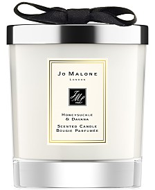 Jo Malone London Honeysuckle & Davana Home Candle, 7.1-oz.