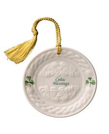 Celtic Blessings Ornament