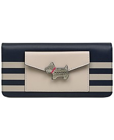 Radley London Foldover Leather Matinee Wallet