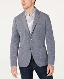 Michael Kors Men's Piqué Knit Blazer