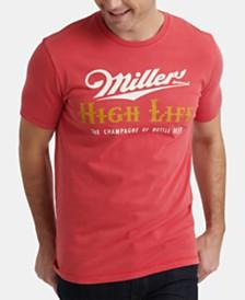 Lucky Brand Men's Miller High Life Graphic T-Shirt