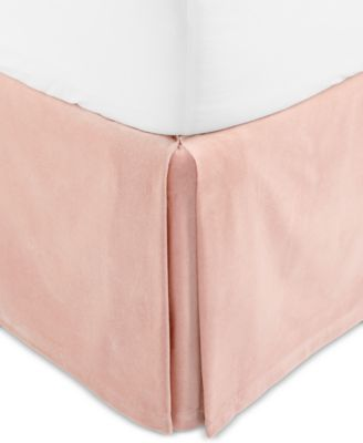 Classic Roseblush Bedskirt, Queen, Created for Macy's