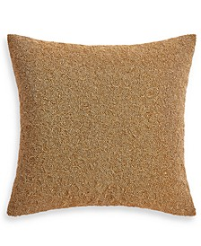 """Classic Ombré Leopard 16"""" x 16"""" Decorative Pillow, Created for Macy's"""